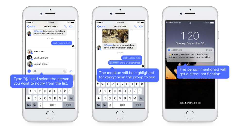 Facebook's Looking to Add Bot Access within Messenger Group Chats - A New Opportunity for Brands | Social Media Today