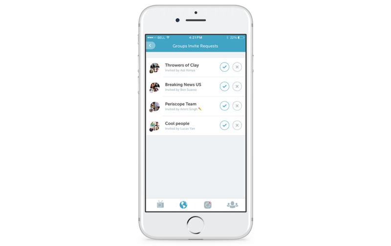 Periscope Announces New Groups Update, Broadens Access to Periscope Producer | Social Media Today