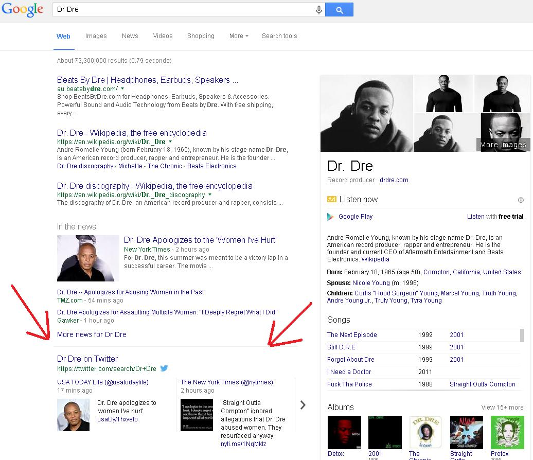 Tweets Now Appearing in Google Desktop Searches