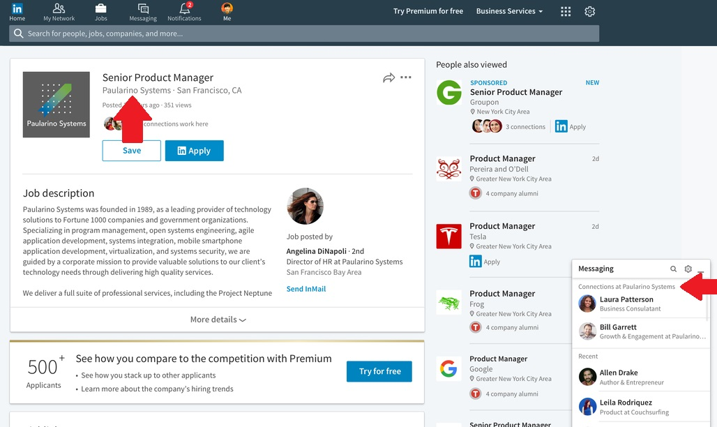 How LinkedIn's Enhanced Messaging Experience Provides New Opportunities