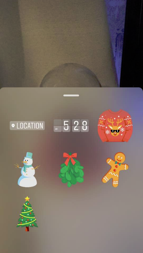 Instagram Updates Stories for the Holidays, Adding Stickers and Hands-Free Recording | Social Media Today