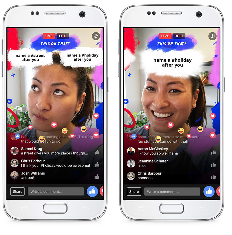 Facebook Unveils Camera Effects Platform, the Next Evolution of Visual Communication | Social Media Today