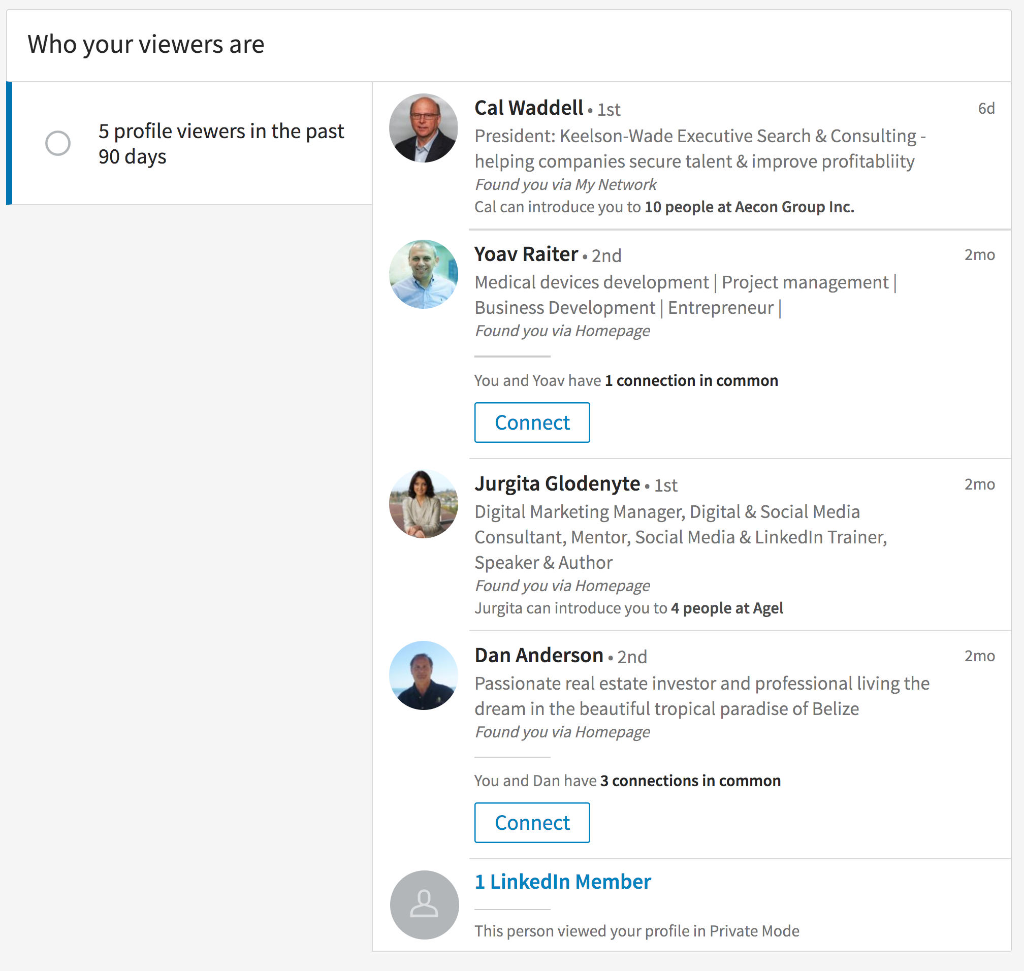 Introducing the New LinkedIn User Interface [UI Makeover] | Social Media Today
