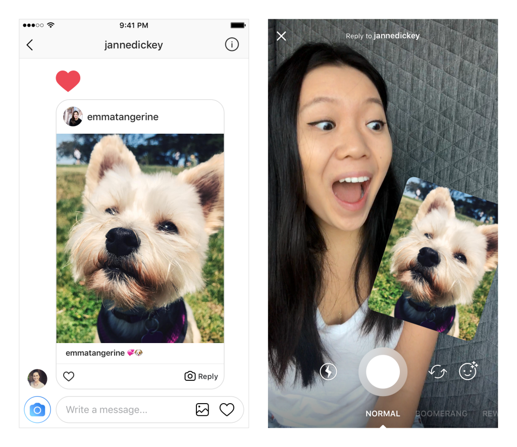 Instagram Adds New Ways to Share Content in Direct Messages, Catering to Increased Interest | Social Media Today