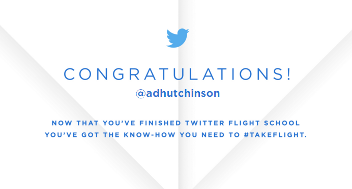 Twitter Opens 'Flight School' Agency Training Program to All Users | Social Media Today