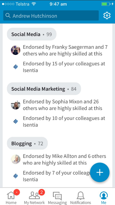 LinkedIn Provides Advice on How to Maximize Their New Endorsements System                      | Social Media Today