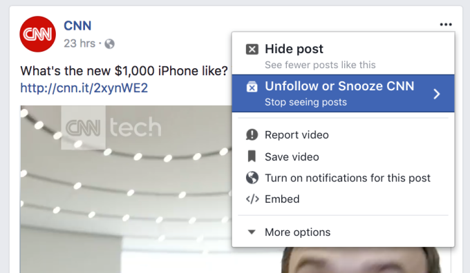 5 New Facebook Updates and Tests Spotted This Week   Social Media Today