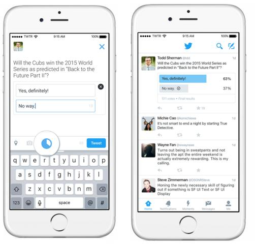 Have a Question? Why Not Poll Your Twitter Followers with New Feature | Social Media Today