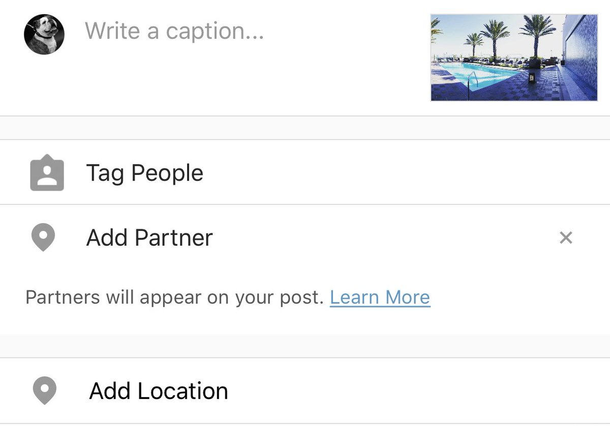 Instagram's Rolling Out New 'Paid Partnership' Tags to Provide More Transparency | Social Media Today