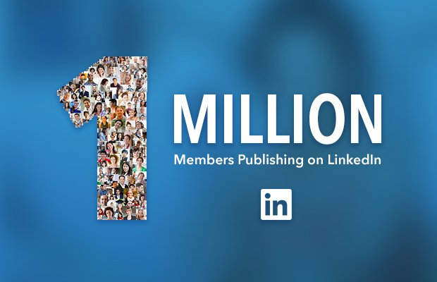 LinkedIn Publishing Platform Hits 1 Million Users - The Pros and Cons of LI Publishing | Social Media Today
