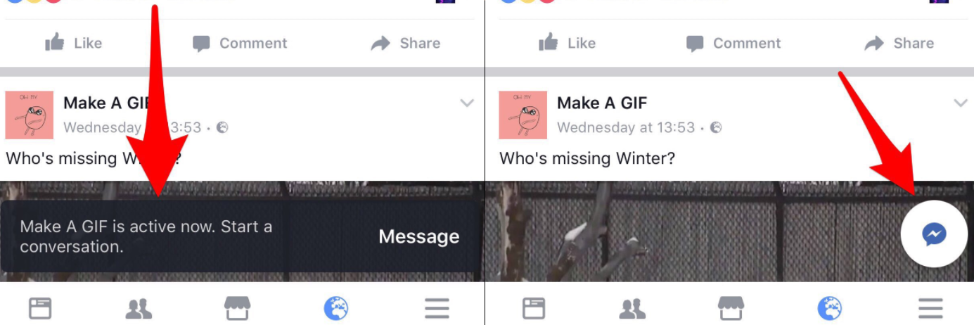 Facebook's Adding More Active Indicators to Prompt Real-Time Interaction | Social Media Today