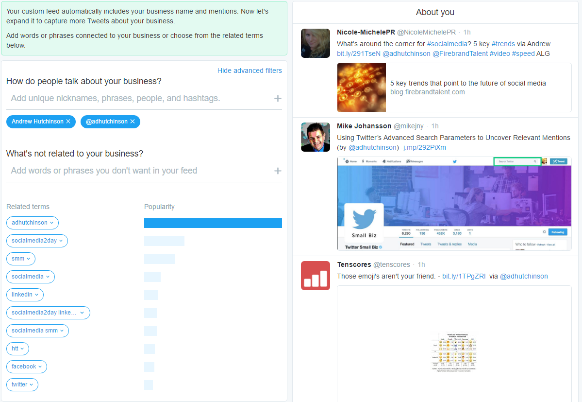 Twitter's Shutting Down Their 6-Month Old Dashboard App | Social Media Today