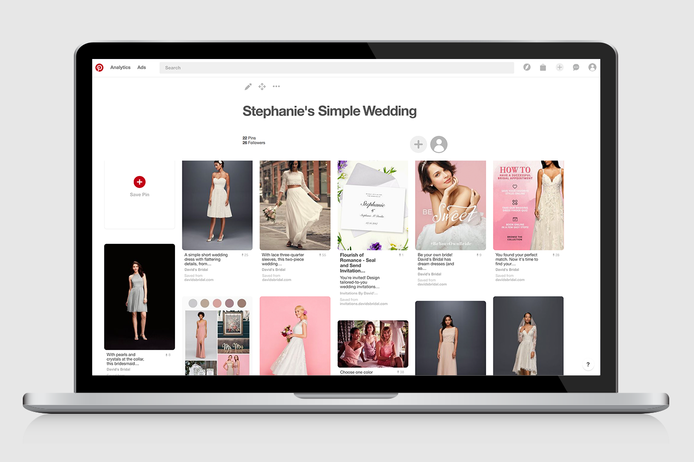 Pinterest Releases New Data on How People Use the Platform for Wedding Plans | Social Media Today