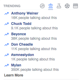 Facebook's Re-Vamped Trending News has Problems, Could Become a Marketing Weapon | Social Media Today