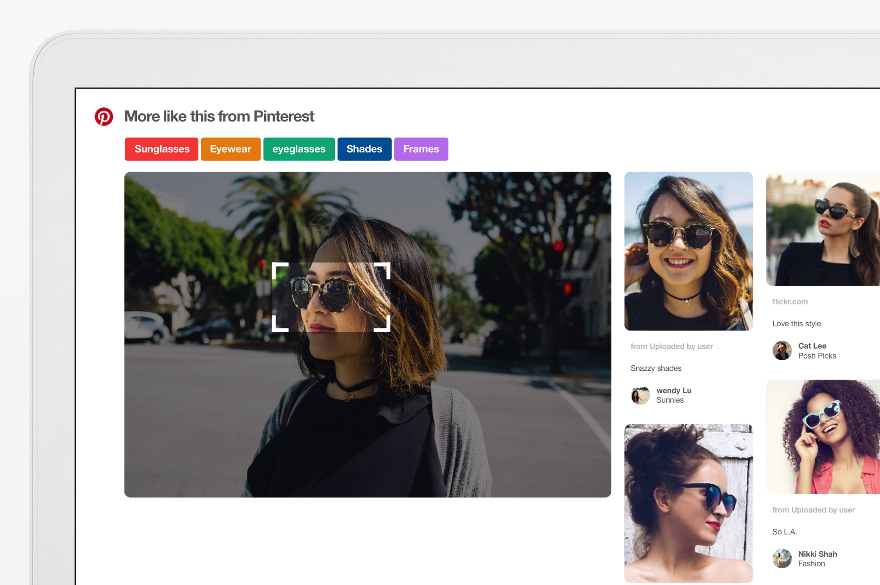 Pinterest Announces Ability to Search Any Image on the Web for Related Pins | Social Media Today
