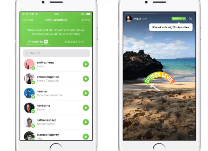Instagram's Developing a New Lists Feature for Private Sharing | Social Media Today