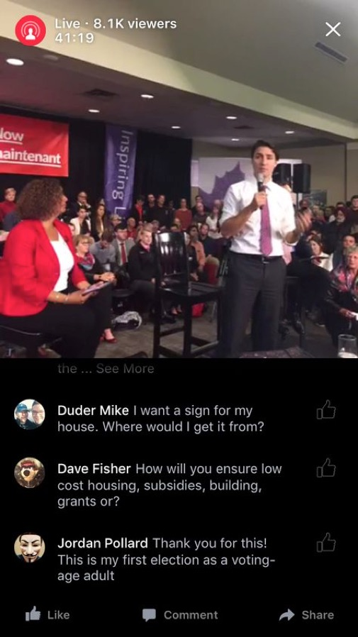 Facebook Offers Advice for Political Candidates on the Platform | Social Media Today