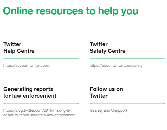 Twitter Releases Updated Safety and Privacy Guide for Users | Social Media Today
