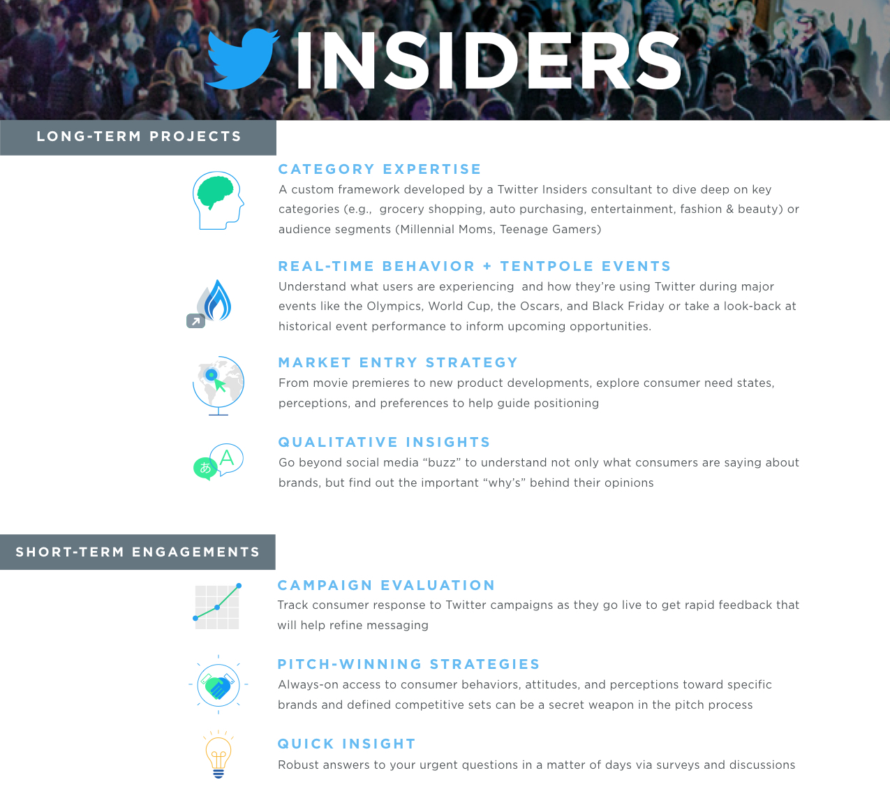 Twitter Introduces New 'Insiders' Brand Feedback Panel to Help Maximize Performance | Social Media Today