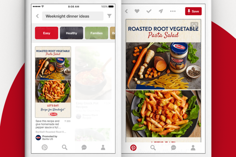 Pinterest Announces Search Ads to Help Businesses Tap Into User Interests | Social Media Today