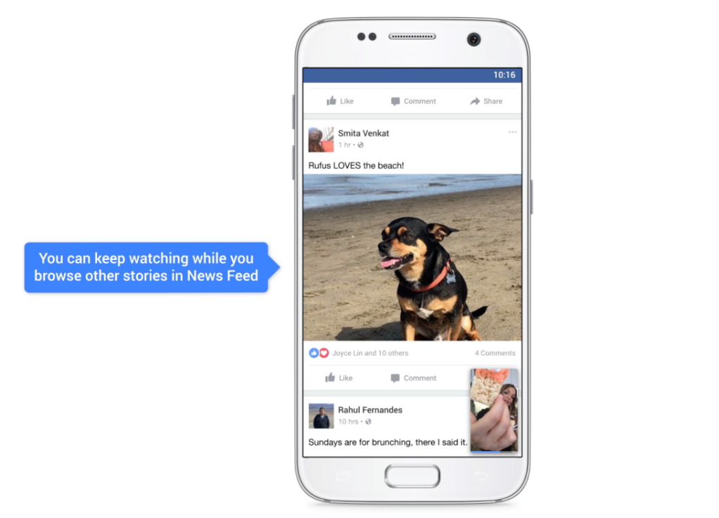 Facebook Announces New Video Options, Including Improved Vertical Video and TV App | Social Media Today