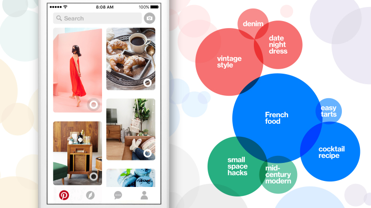 Pinterest's Adding a Heap More Ad Targeting Options via Their New 'Taste Graph' | Social Media Today