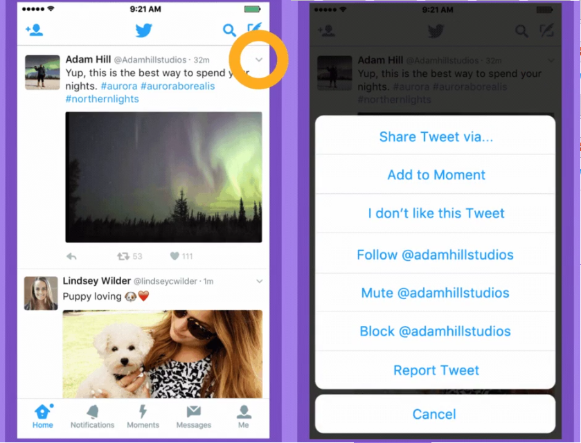 Now You Can Create Twitter Moments via Mobile Devices | Social Media Today