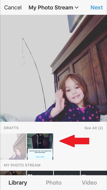 Instagram Testing New Option to Save Posts as Drafts | Social Media Today