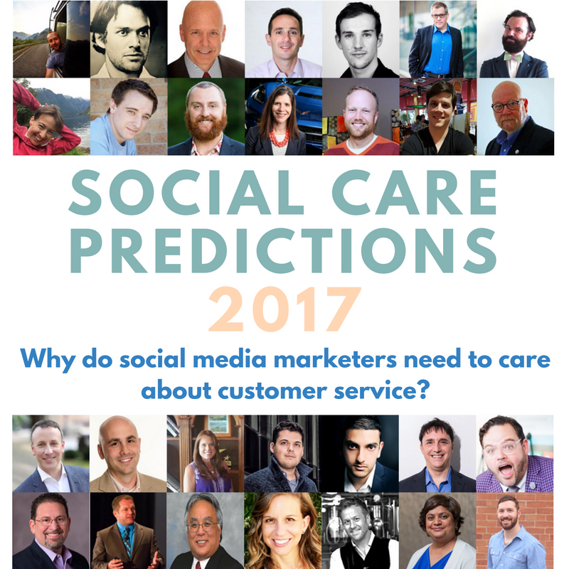 28 Experts Share Social Care Predictions for 2017: Part 1 | Social Media Today