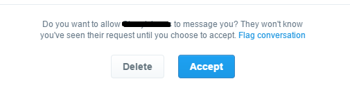 Twitter Adds Secondary 'Requests' Inbox for DMs | Social Media Today