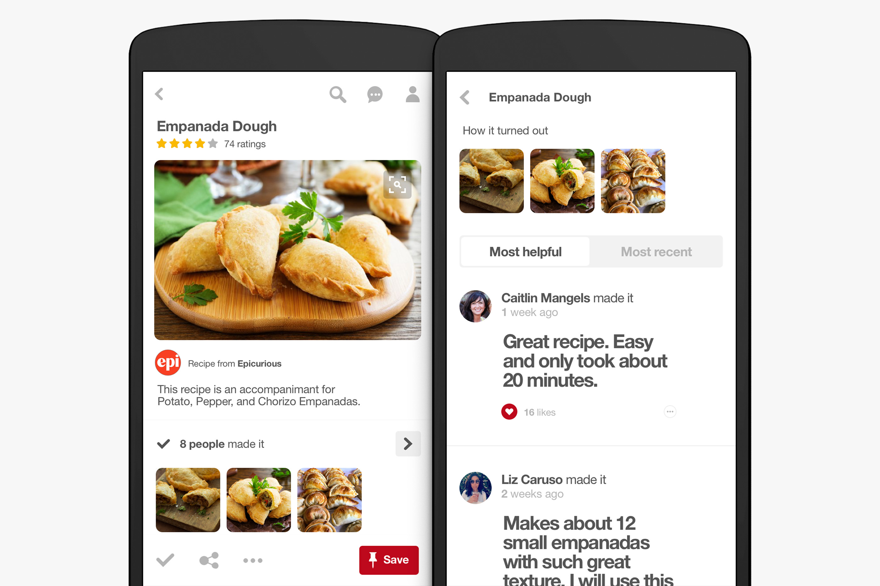 Pinterest Introduces New Ways to Discover Food and Recipe-Related Pins | Social Media Today