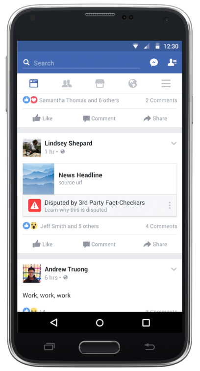Facebook Updates News Feed Algorithm to Combat the Spread of Fake News | Social Media Today