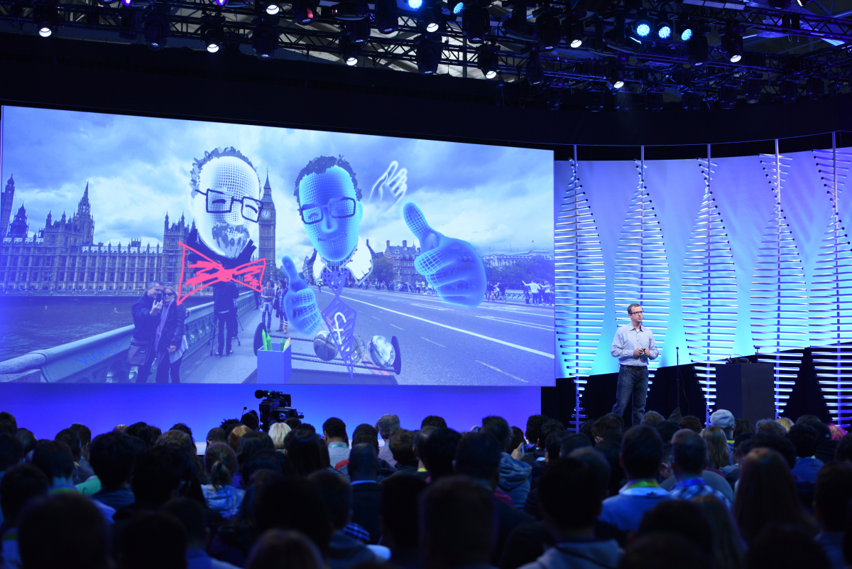 Facebook F8 Day 2: VR, AI and The Next Evolution of The Social Network | Social Media Today