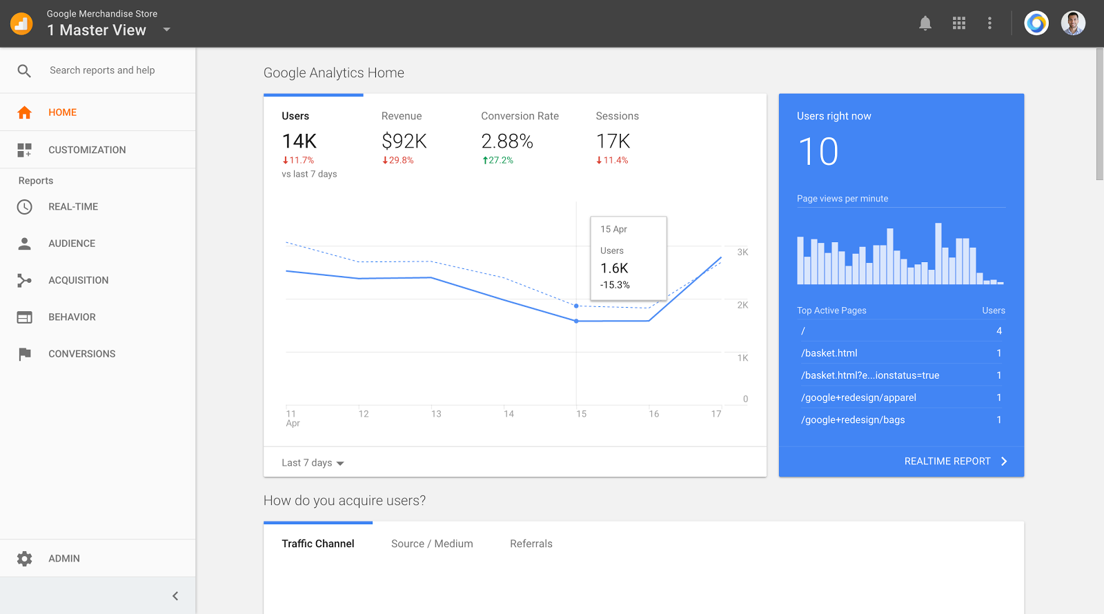 Google Adds Natural Language Queries to Google Analytics | Social Media Today
