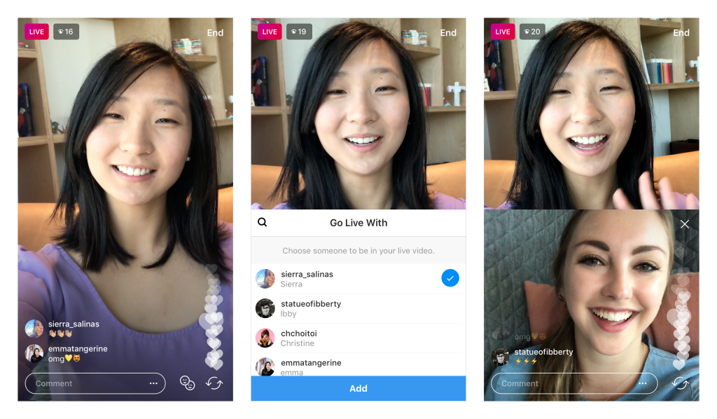 Instagram Adds New Guest Option to Live | Social Media Today