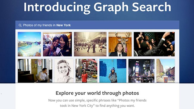 Facebook Search - A Bigger Commercial Opportunity Than Instagram? | Social Media Today