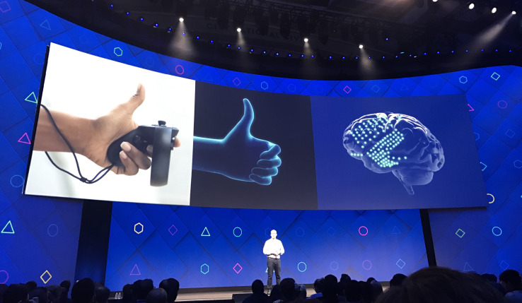 Facebook Announces Plans to Read Your Mind, the Next Level of Platform Connection | Social Media Today