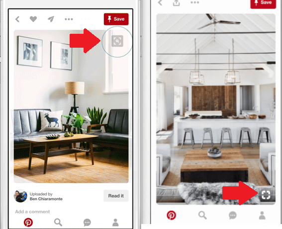 Pinterest Adds Pinch to Zoom, Updated Visual Search | Social Media Today