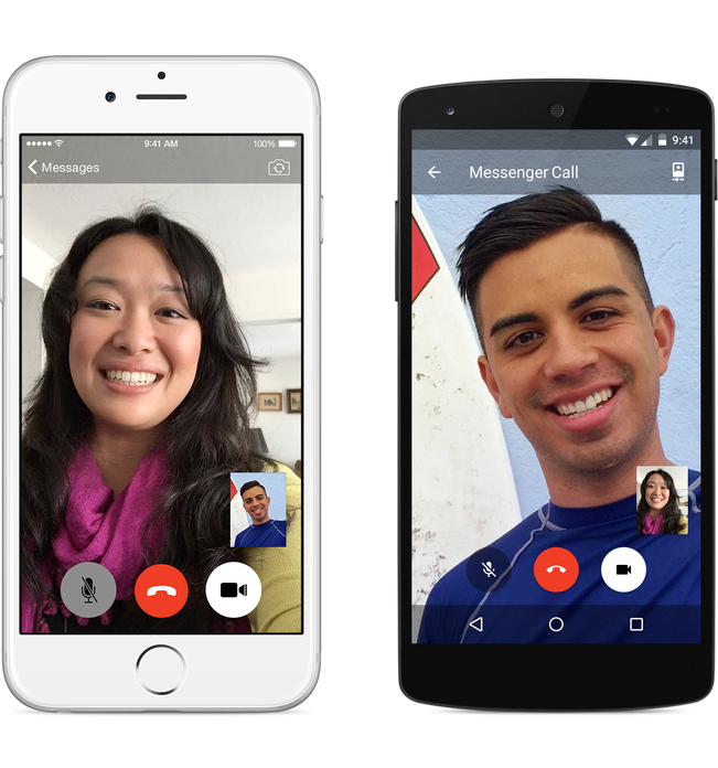 Messenger Adds New, Snapchat-like Video Option to Message Threads | Social Media Today