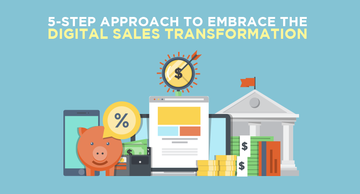5 Methods to Profit from the Digital Sales Transformation | Social Media Today
