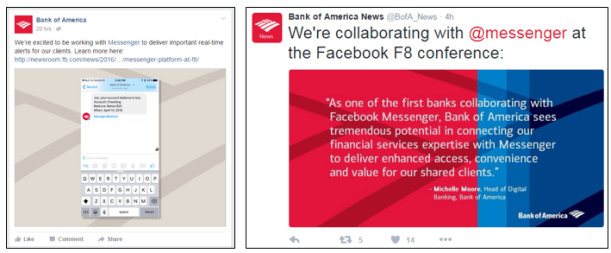 5 Brands Using Facebook Chatbots to Level Up Their Social Media Strategies   Social Media Today