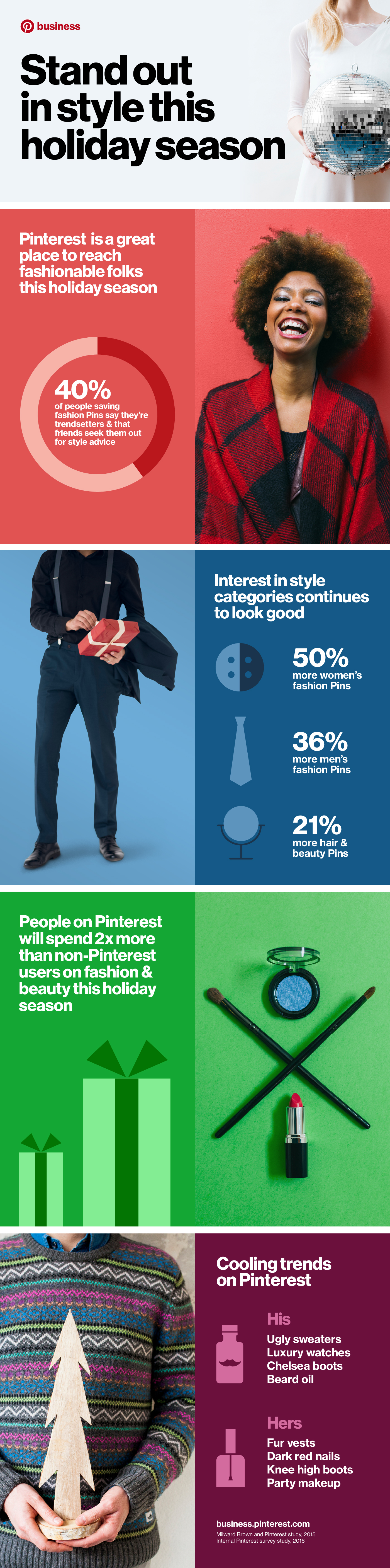 Pinterest Releases New Data on Key Fashion and Beauty Trends for the Holiday Season [Infographic] | Social Media Today