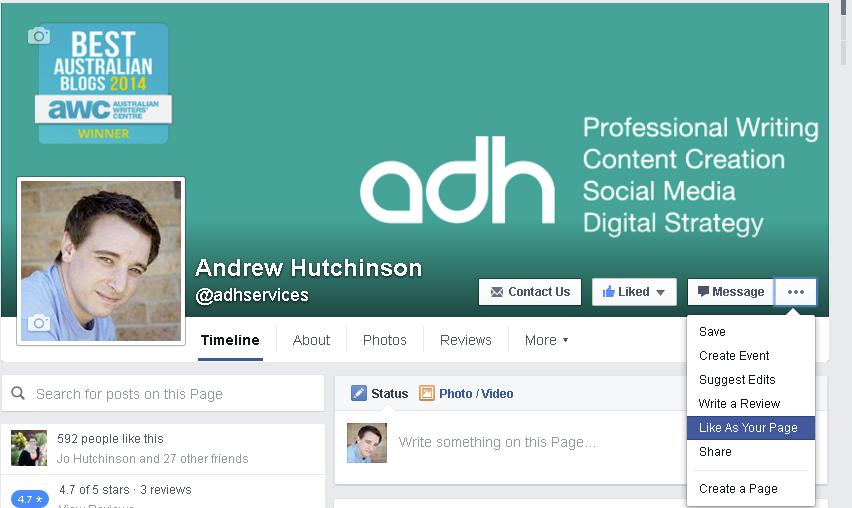 Facebook Switches Page Management and Posting Options - What You Need to Know | Social Media Today