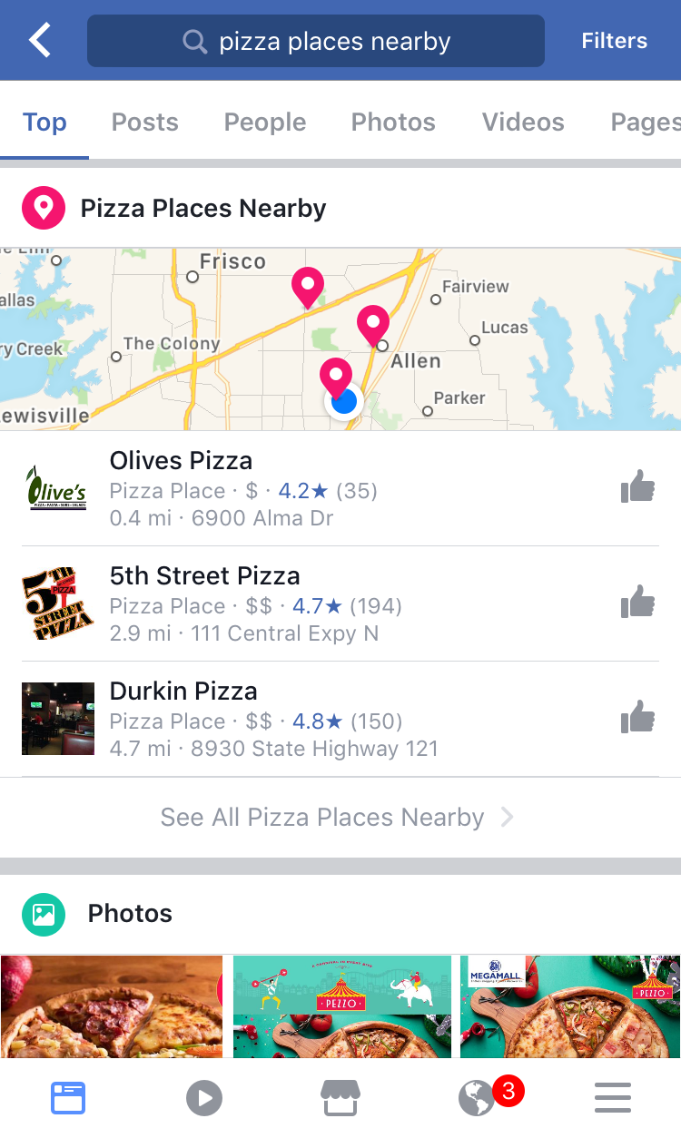 6 Important Facts About Facebook and Local Presence Management | Social Media Today