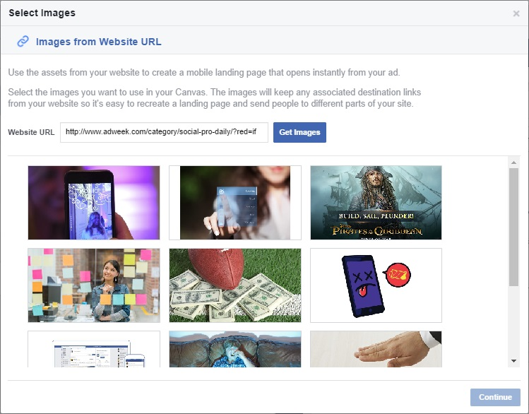 5 Facebook Updates and Test Spotted This Week | Social Media Today