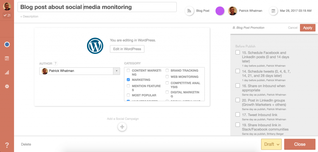 7 Excellent Productivity Tools for Marketing Managers | Social Media Today