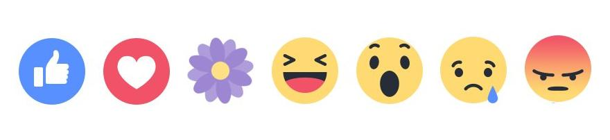 Facebook Testing Temporary Reactions - New Data on Reactions Use | Social Media Today