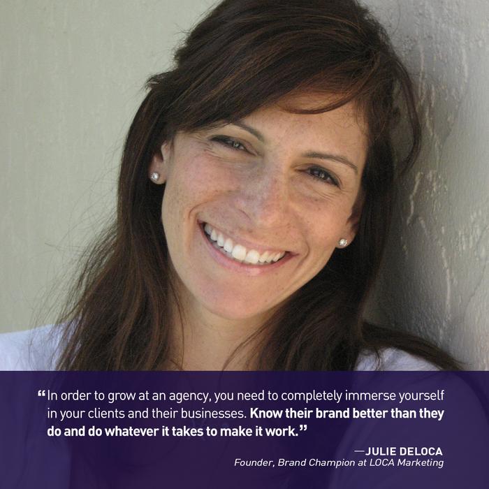 All The Social Ladies Podcast: Julie DeLoca of LOCA Marketing   Social Media Today