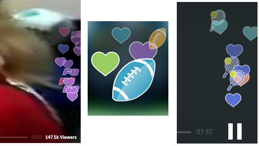 Twitter's Enabling Brands to Create 'Custom Hearts' for Periscope Videos | Social Media Today