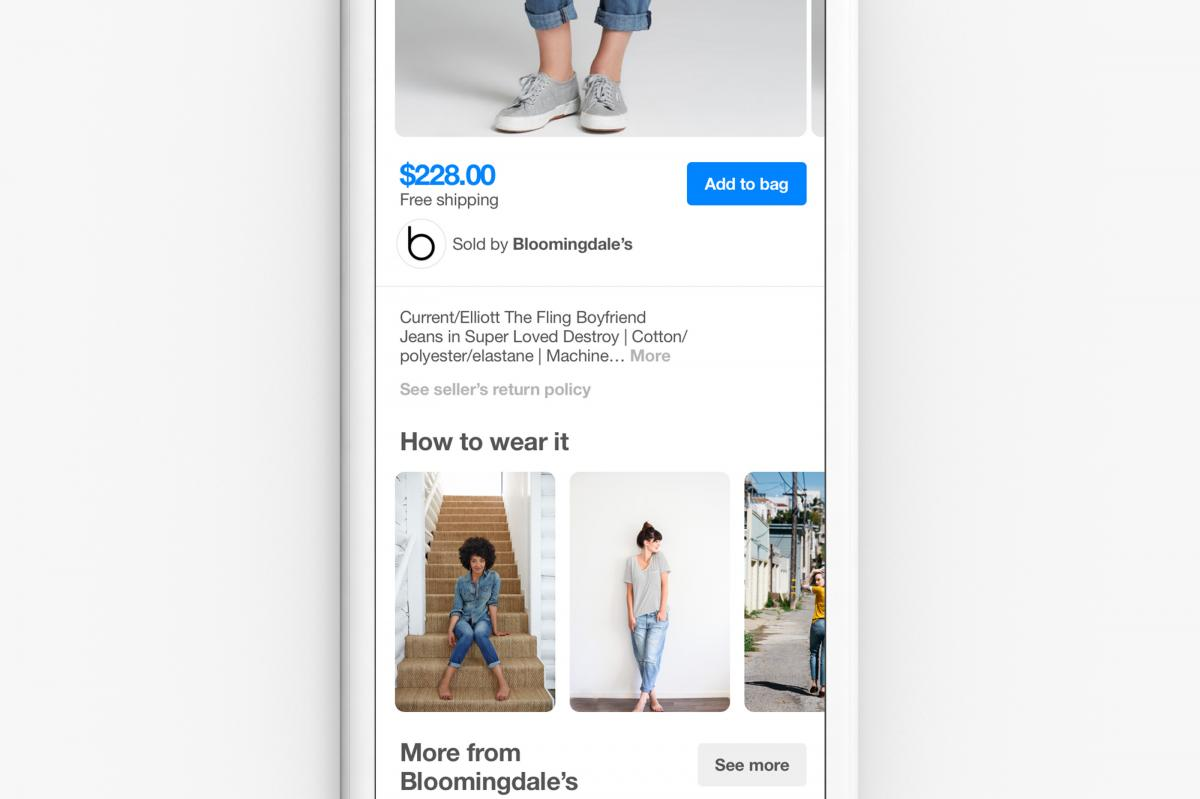 How Pinterest's New 'Shop the Look' Pins Work and the Potential Brand Opportunities   Social Media Today